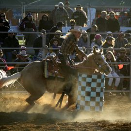 2013 Ladies Barrel Race